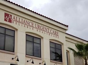Non-Illuminated Exterior Dimensional Lettering & Logos | Cast Illuminated Letters | Healthcare | Temecula, CA