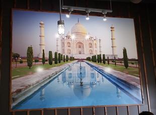 Taj Mahal Print | Restaurant | Temecula