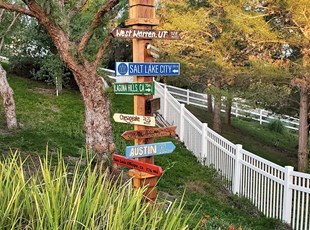 Experiential | Directional & Wayfinding Signs | Temecula