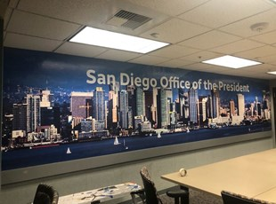 Wall Wraps | Experiential | San Diego