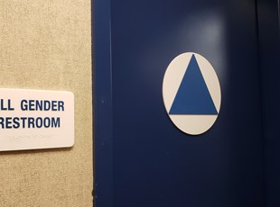 ADA Signage   All Gender Restroom Signage   Murrieta