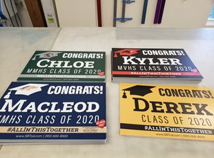 Graduation Signs | Yard / Bandit Signs