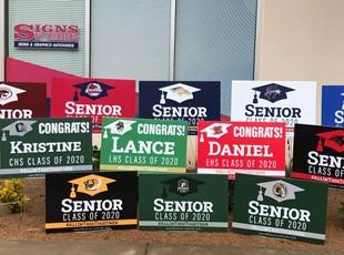 Graduation Signs | Schools & Colleges | Schools, Colleges & Universities