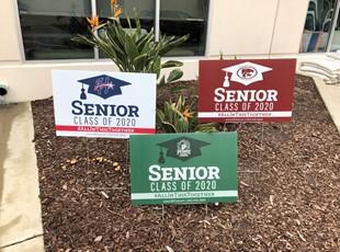 Graduation Signs | High Schools & Colleges | Menifee | Perris