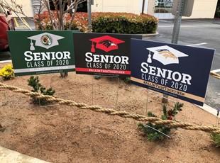 Graduation Signs | High Schools, Colleges & Universities | Murrieta
