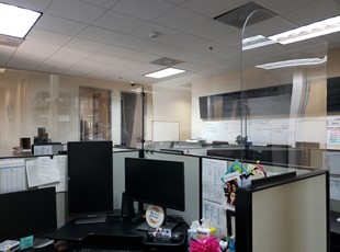Social Distancing Safety Screens | Temecula Tech Support