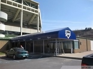 Stadium Restaurant Awning