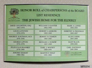Honor Roll Wall Frame