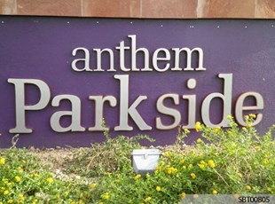 Custom Outdoor Dimensional Lettering