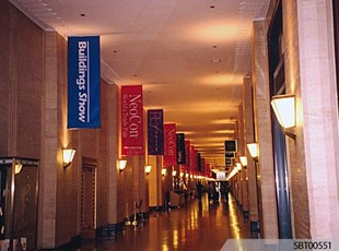 Trade Show Pole Banners