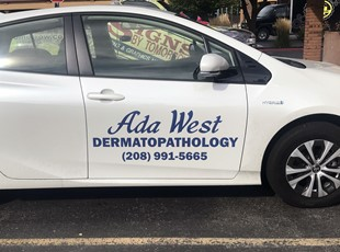 Custom Vehicle Lettering & Graphics | Vehicle Wraps | Healthcare | Boise, Idaho