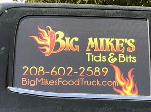 Custom Vehicle Lettering & Graphics | Vehicle Wraps | Window Perf | Restaurant | Boise, Idaho