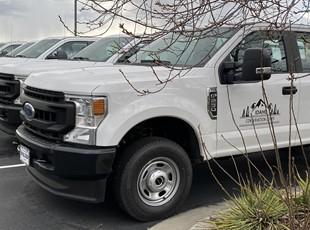 Custom Vehicle Lettering & Graphics | Custom Vehicle Wraps | Government | Fleet Vehicle Graphics | Boise, Idaho
