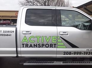 Custom Vehicle Lettering & Graphics | Vehicle Wraps | Boise, Idaho