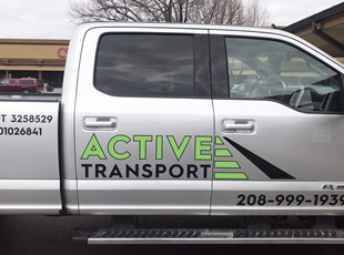 Custom Vehicle Lettering & Graphics | Vehicle Wraps | Boise, Idaho