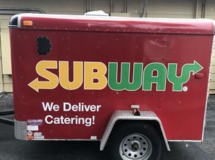 Custom Vehicle Lettering & Graphics | Vehicle Wraps | Restaurant | Boise, ID