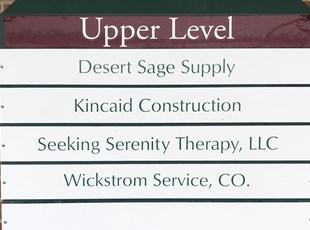 Directory Signs | Property Mgmt. | Boise, Idaho
