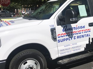 Vehicle Lettering & Graphics | Vehicle Lettering & Graphics | Construction | Boise, Idaho