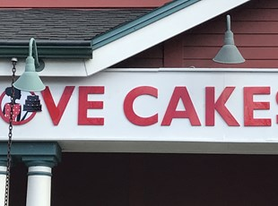 Outdoor Dimensional Lettering | Indoor Dimensional Lettering | Restaurant | Eagle, Idaho