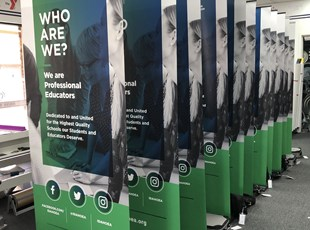 Banner Frames & Stands | Trade Show Booths | Education | Boise, Idaho