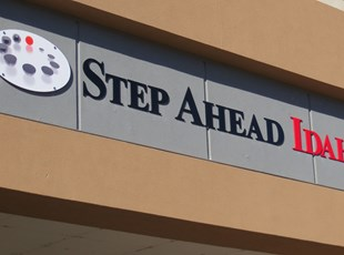 3D Signs | Outdoor Dimensional Lettering | Education | Boise, Idaho