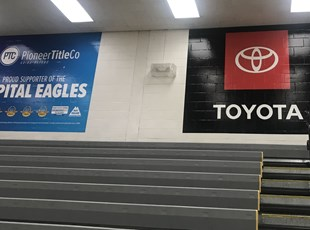 Indoor Vinyl Lettering & Graphics | Wall Coverings | Education | Boise, Idaho