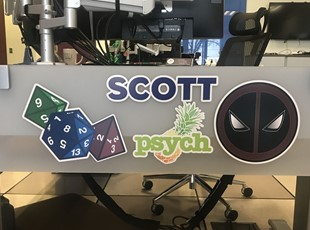 Indoor Vinyl Lettering & Graphics   Government   Boise, Idaho