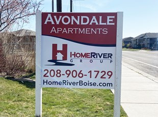 Post & Panel Signs | Real Estate Signs | Boise, Idaho