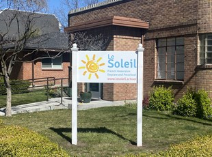 Post & Panel Signs | Outdoor Site Signs | Schools, Colleges & Universities | Boise, Idaho