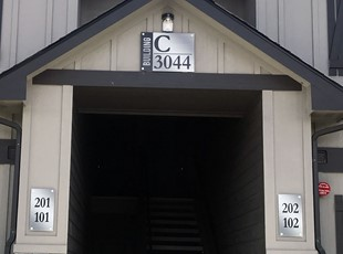 Metal Signs | Address Signs | Property Mgmt. | Boise, Idaho