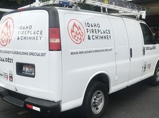 Vehicle Wraps | Custom Vehicle Lettering & Graphics | Construction | Boise, Idaho