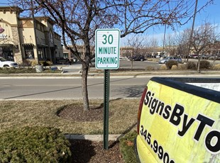 Parking Signs & Street Signs | Metal Signs | Boise, Idaho