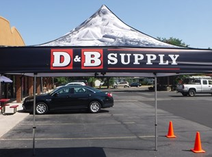Tents & Pop-ups | Trade Show Booths | Retail | Boise, Idaho