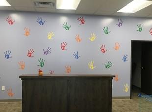 Wall Graphics & Murals | Indoor Vinyl Lettering & Graphics | Healthcare | Boise, Idaho