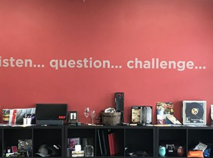 Wall Graphics & Murals | Indoor Vinyl Lettering & Graphics | Boise, Idaho