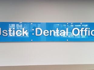 Reception & Office Signage   Acrylic Signs   Healthcare   Boise, Idaho