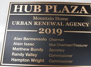 Cast Metal Plaques | Bronze Plaques | Boise, Idaho