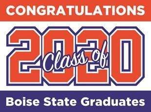Yard & Sidewalk Signs | Graduation Signs | Boise, Idaho