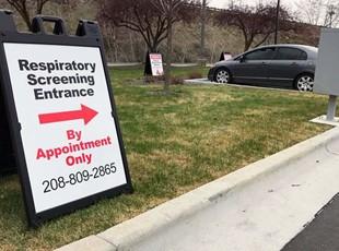 A-frame Signs | Yard & Sidewalk Signs | Healthcare | Boise, Idaho