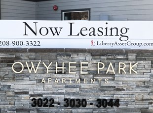 Real Estate Signs | Metal Signs | Property Management | Boise, Idaho