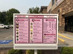 POP Displays | Outdoor Vinyl Lettering & Graphics | Restaurants & Foodservice | Boise, ID