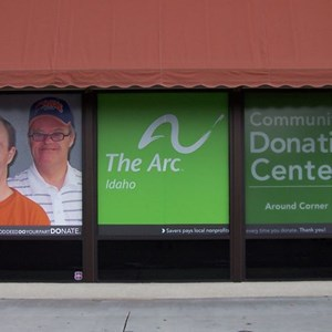 Window graphics can help you share your message