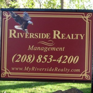 Aluminum Real Estate signs and riders direct customers to your properties