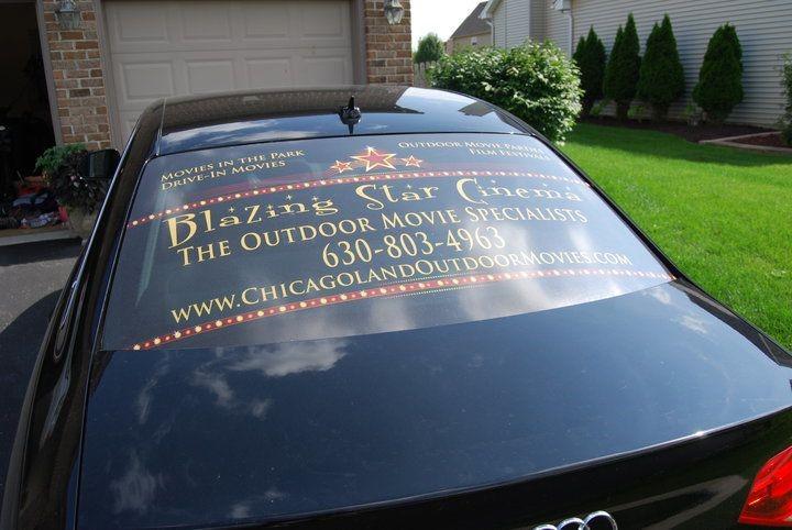 Vinyl Vehicle Lettering Truck Decals Signs By Tomorrow - Custom vinyl car hood decalscustom vinyl car graphics installation chicago il