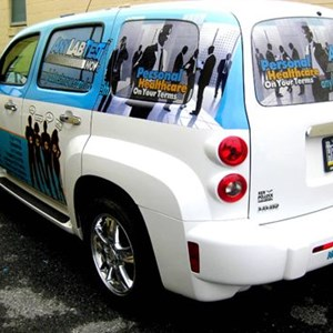 Vehicle Lettering, Vechicle Wraps, and Vehicle Decals