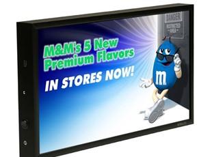 M&M Digital Signage Display