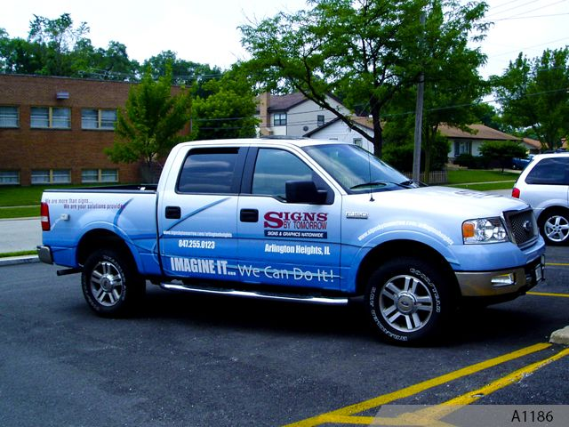 Signage Northern Illinois Vehicle Wraps Vinyl