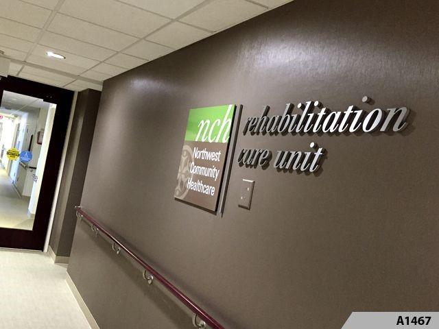 3-Dimensional Logo Signs - Indoor / Interior