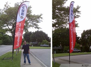 Medium Size Feather Banner, imagine L or XL ?