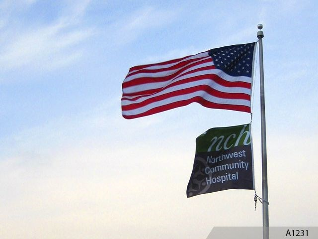 Custom Flags   Signs By Tomorrow of Arlington Heights